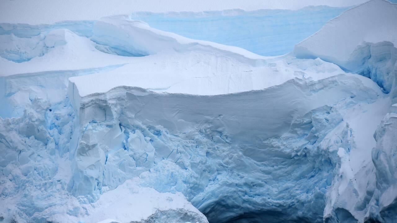 """L'Antarctique, """"le coeur de la Terre"""" qu'il faut protéger"""