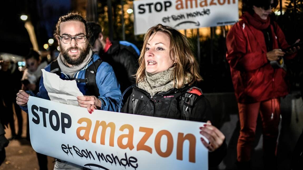 Black Friday: haro sur Amazon, symbole de la surconsommation