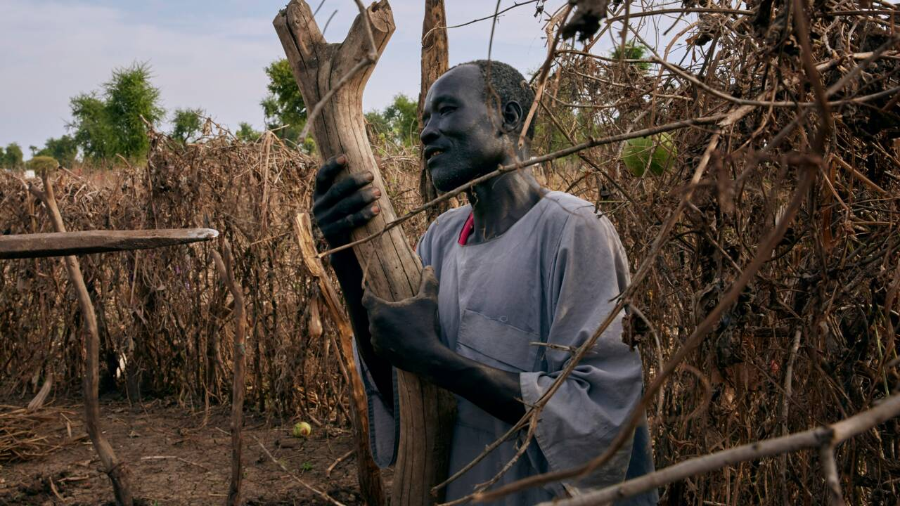 Soudan du Sud: après les inondations, l'heure est à la lente reconstruction