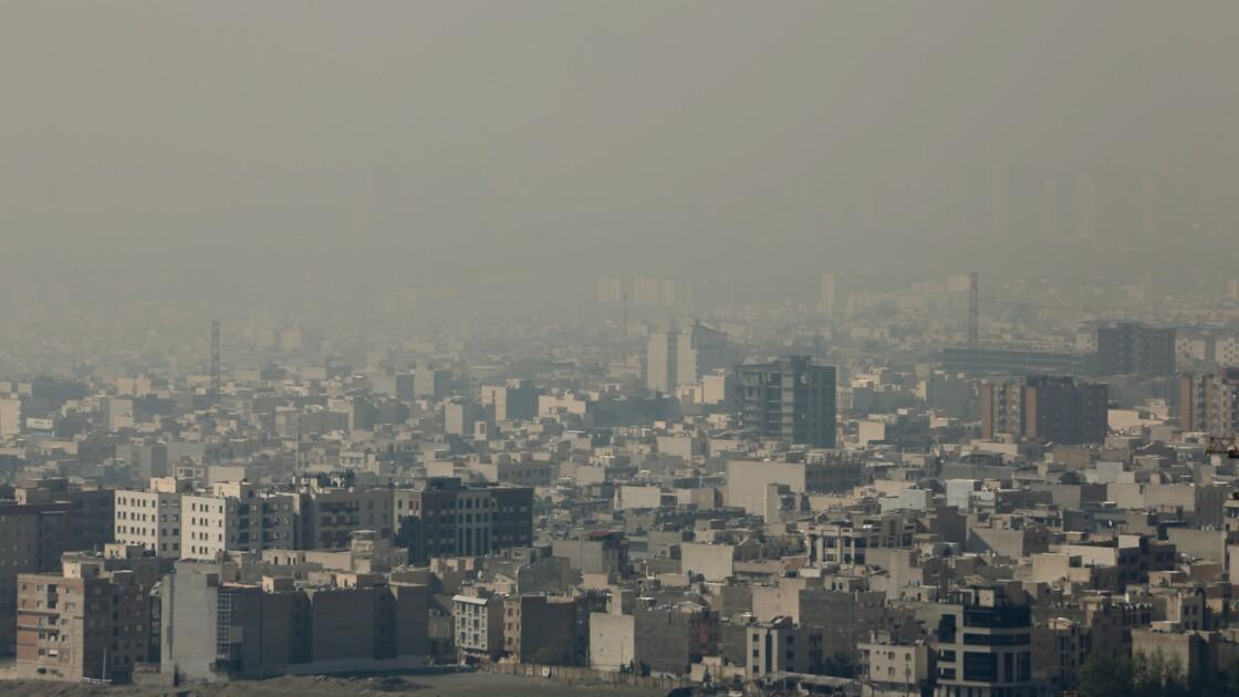Iran: les écoles fermées en raison d'une forte pollution de l'air