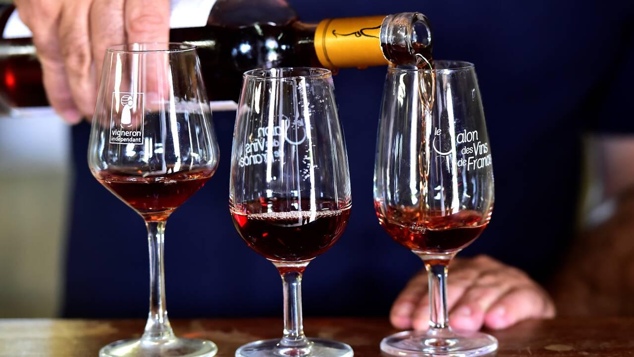 La France va devenir le premier consommateur mondial de vin bio