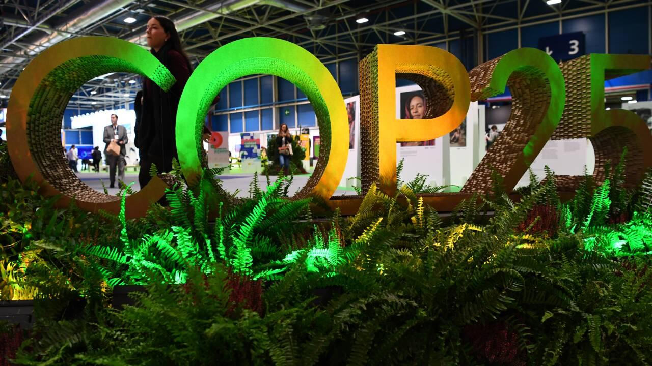 Des ONG inquiètes de l'influence de grands groupes énergétiques à la COP25