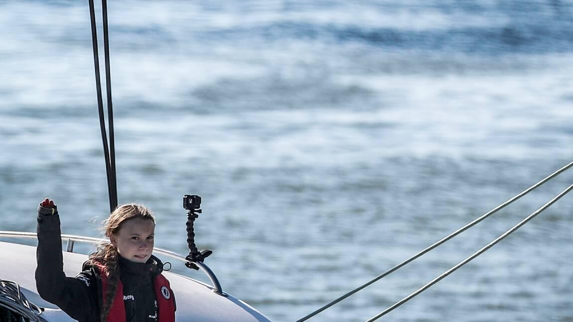 """Greta Thunberg débarque en Europe pour """"continuer le combat"""" à la COP25"""
