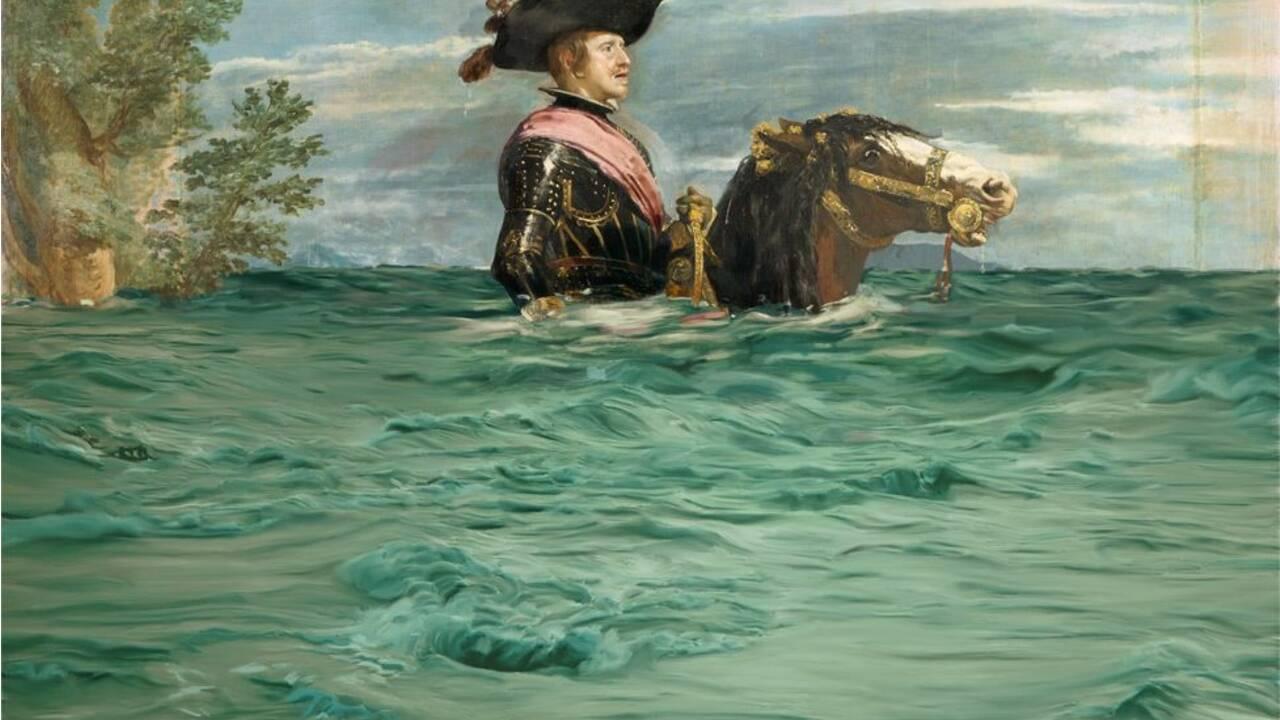 COP25 : le Musée du Prado et le WWF détournent de célèbres tableaux pour sensibiliser au changement climatique