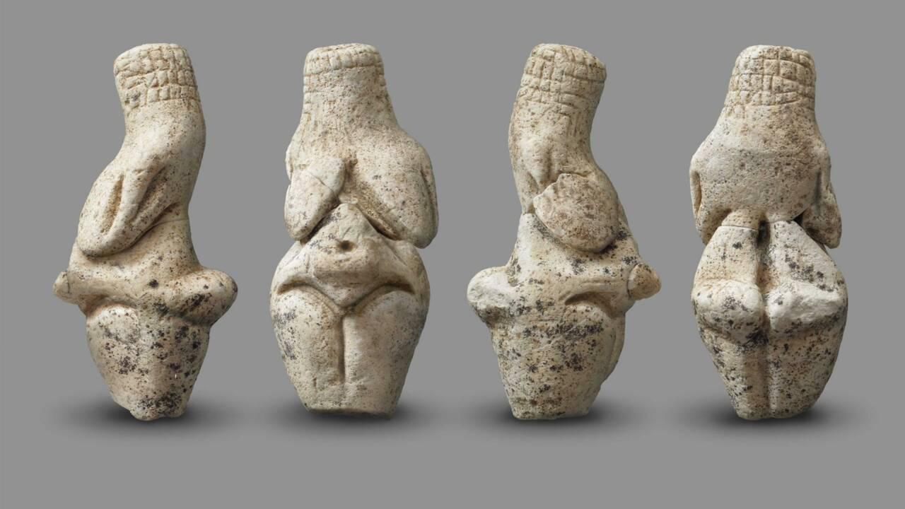 Une Vénus de 23 000 ans découverte à Amiens