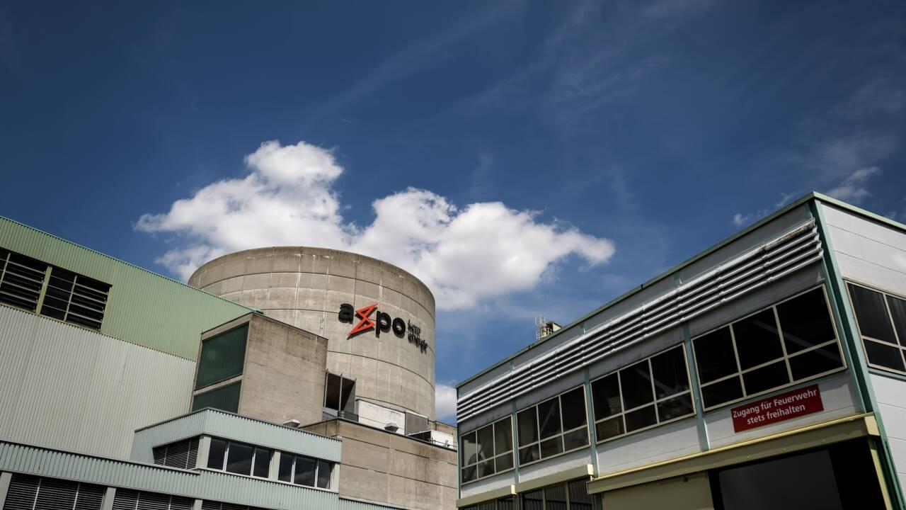 A 50 ans, Beznau, la plus vieille centrale nucléaire d'Europe, se défend d'être obsolète