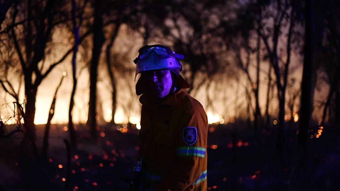 Incendies en Australie: un nuage toxique enveloppe la capitale Canberra