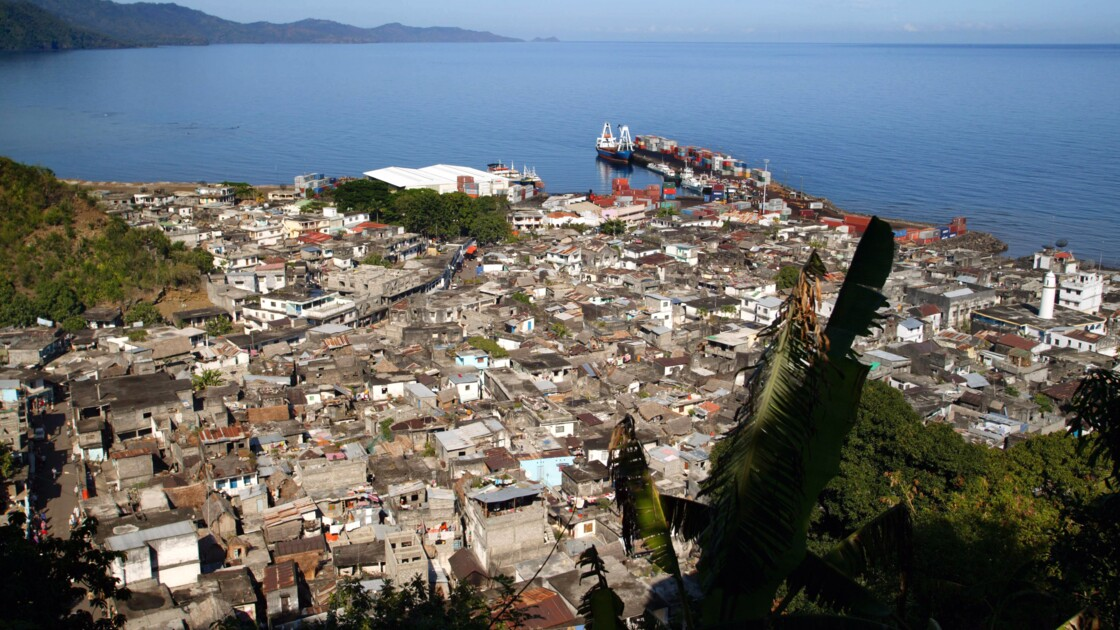 Cyclone: Mayotte est placée en alerte rouge