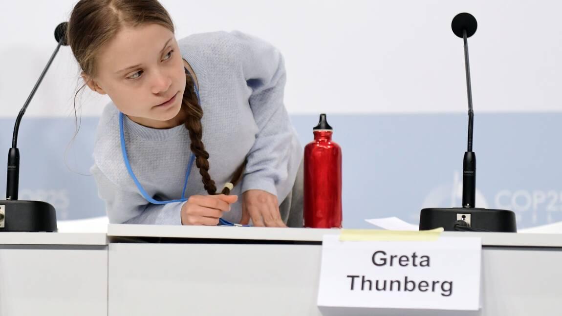 Climat: nouvel appel européen de Greta Thunberg avec des scientifiques et VIP