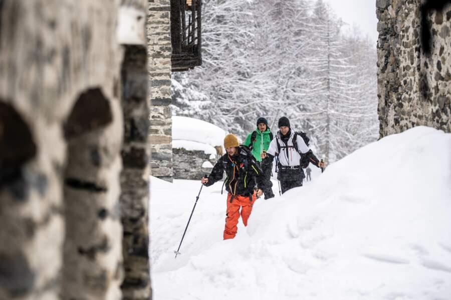 Petits villages de montagne