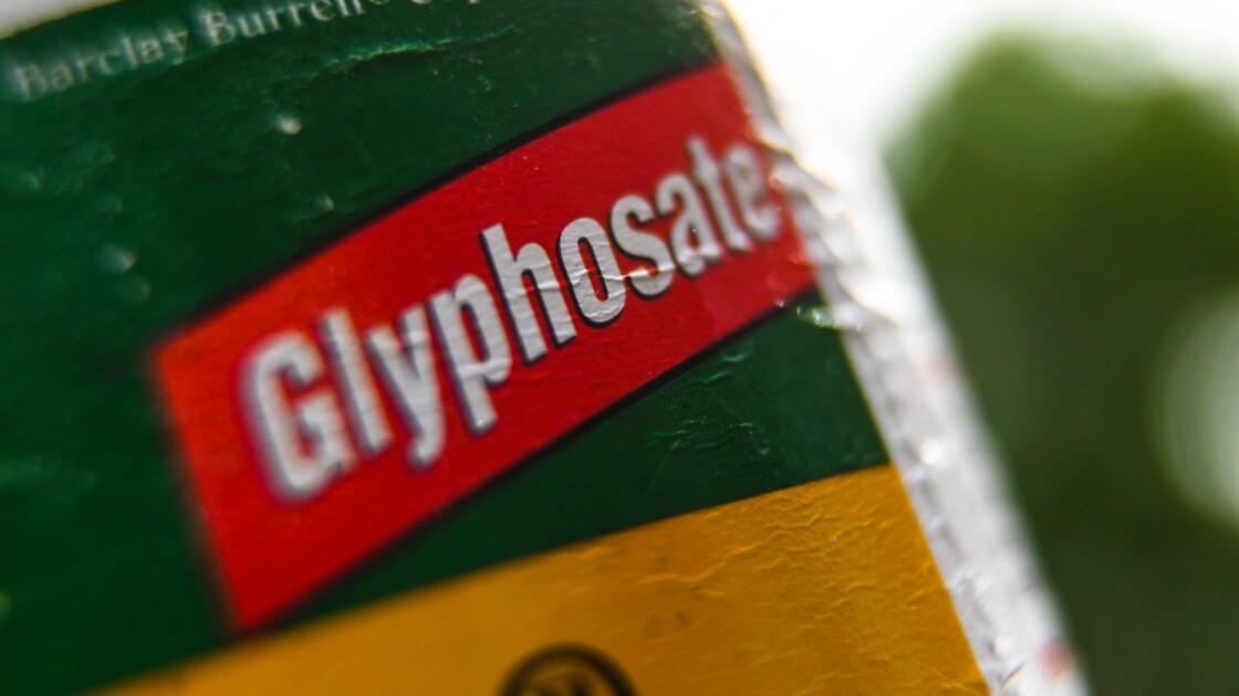 France: retrait de la moitié des produits à base de glyphosate