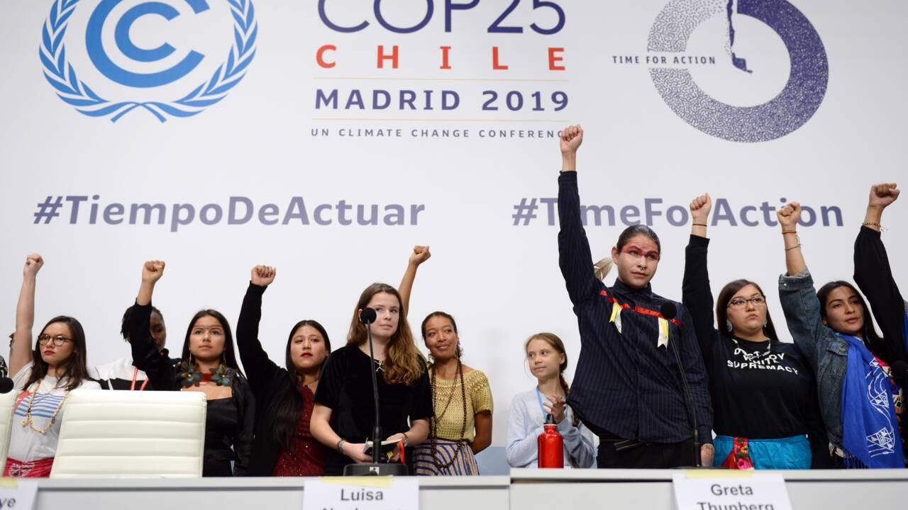 Climat: fossé béant entre la rue et les négociations