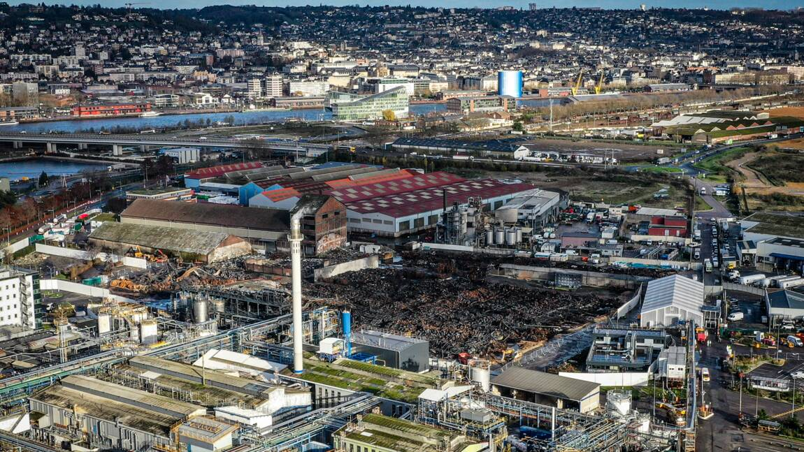 Lubrizol: les inspections des sites classés vont être renforcées
