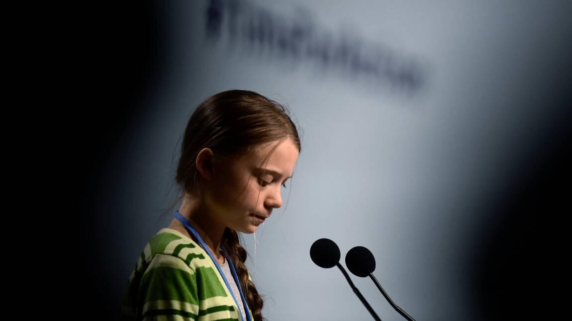 """""""Détends-toi Greta!"""": Trump attaque la jeune militante du climat"""