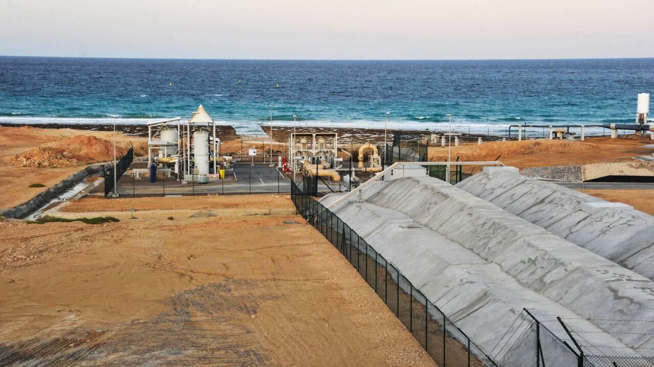 Le gaz du Moyen-Orient prospère, et exige toujours plus d'eau