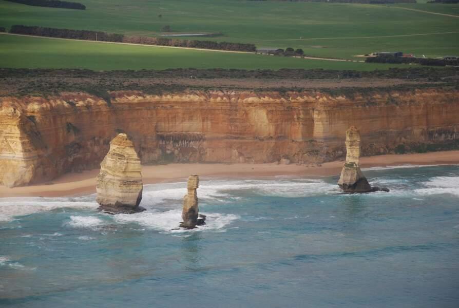 Les 12 apôtres sur la Great Ocean Road