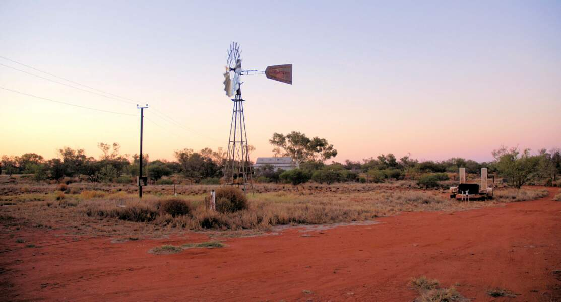 Outback, Australie Occidentale