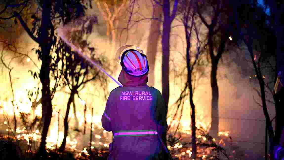 Fumées toxiques en Australie: le Premier ministre australien sort du silence