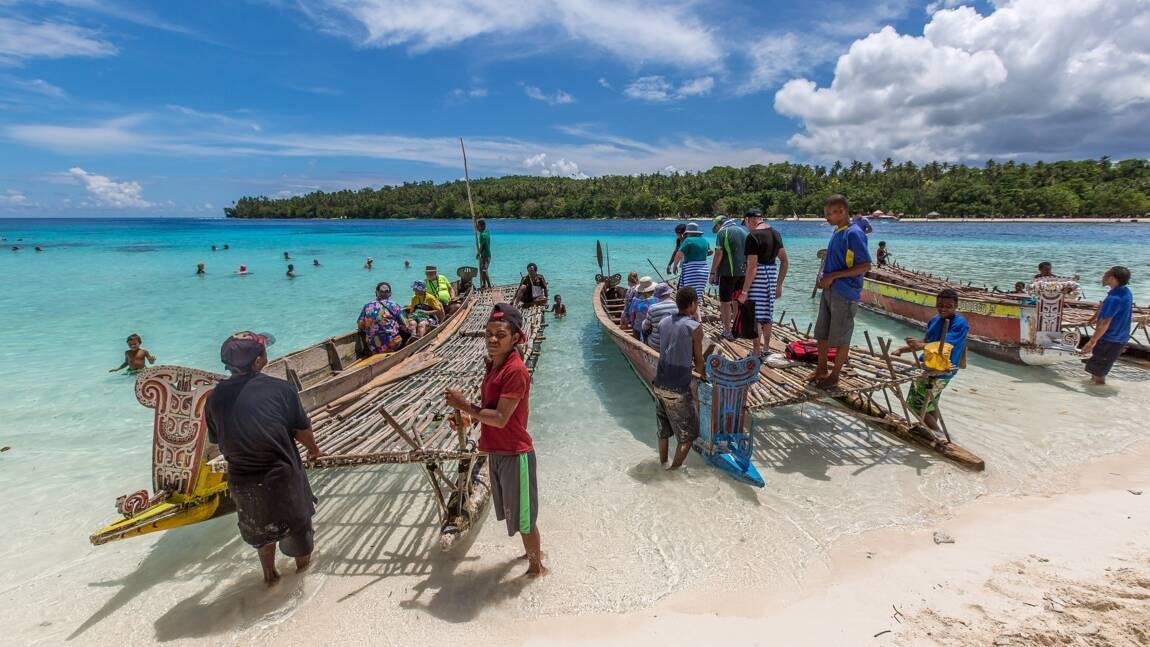 En Papouasie-Nouvelle-Guinée, l'archipel de Bougainville vote pour l'indépendance