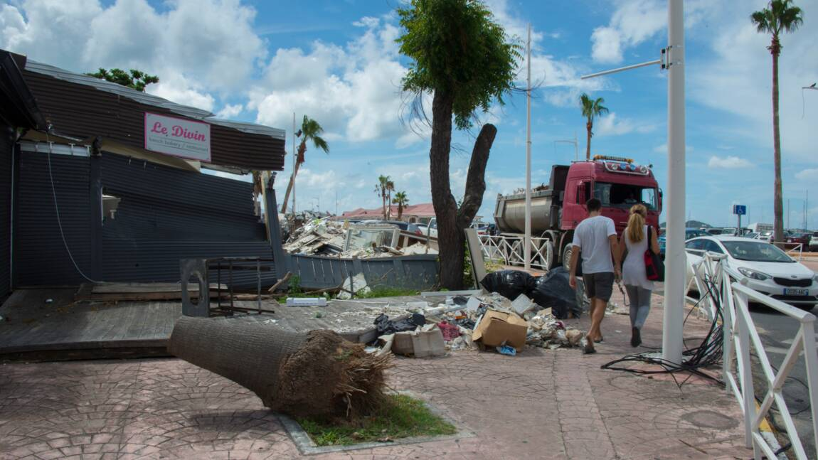"Saint-Martin: Girardin promet que le plan à l'origine des tensions sera ""corrigé"""