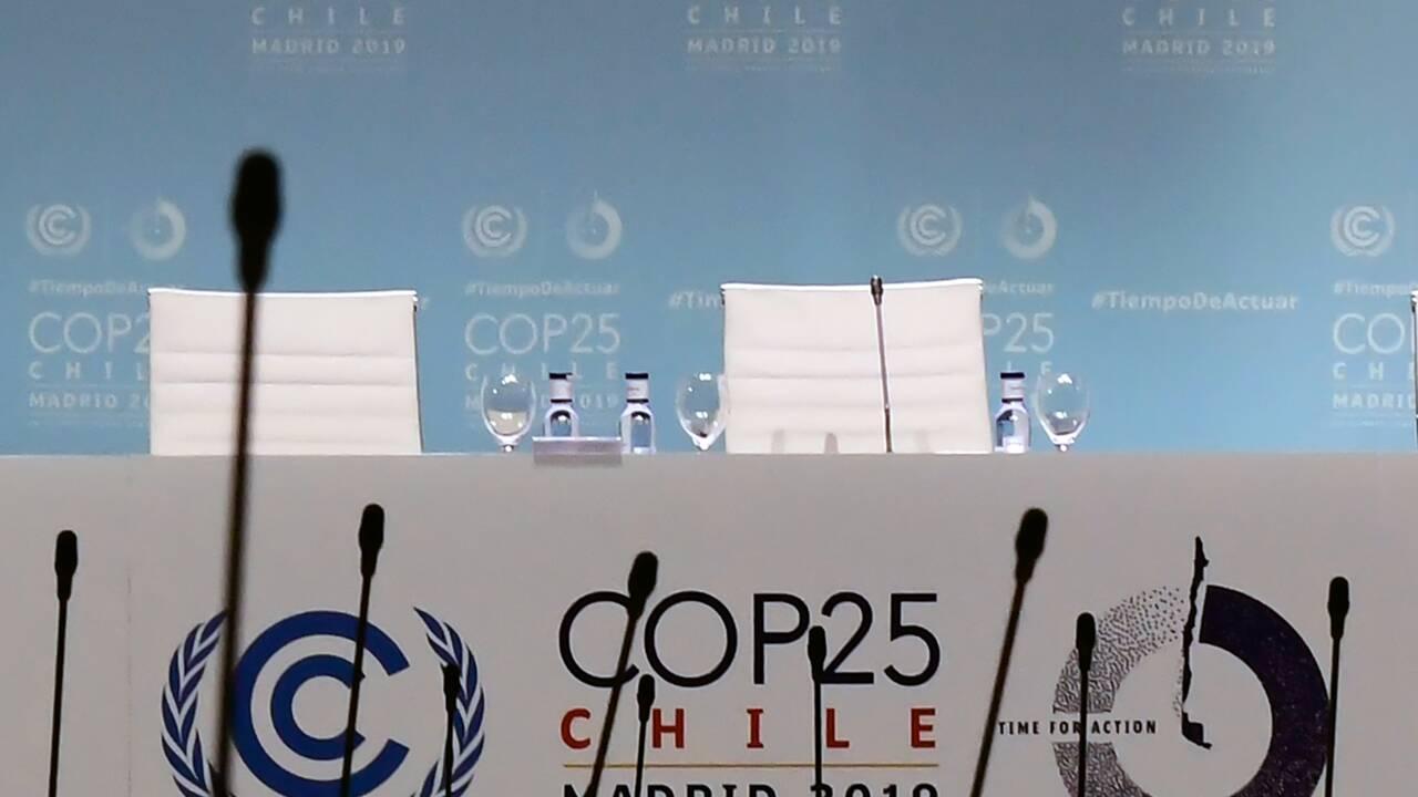 Climat: négociations de nuit pour tenter d'éviter un échec de la COP25