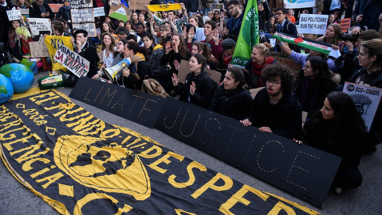 Climat: la COP25 à bout de souffle