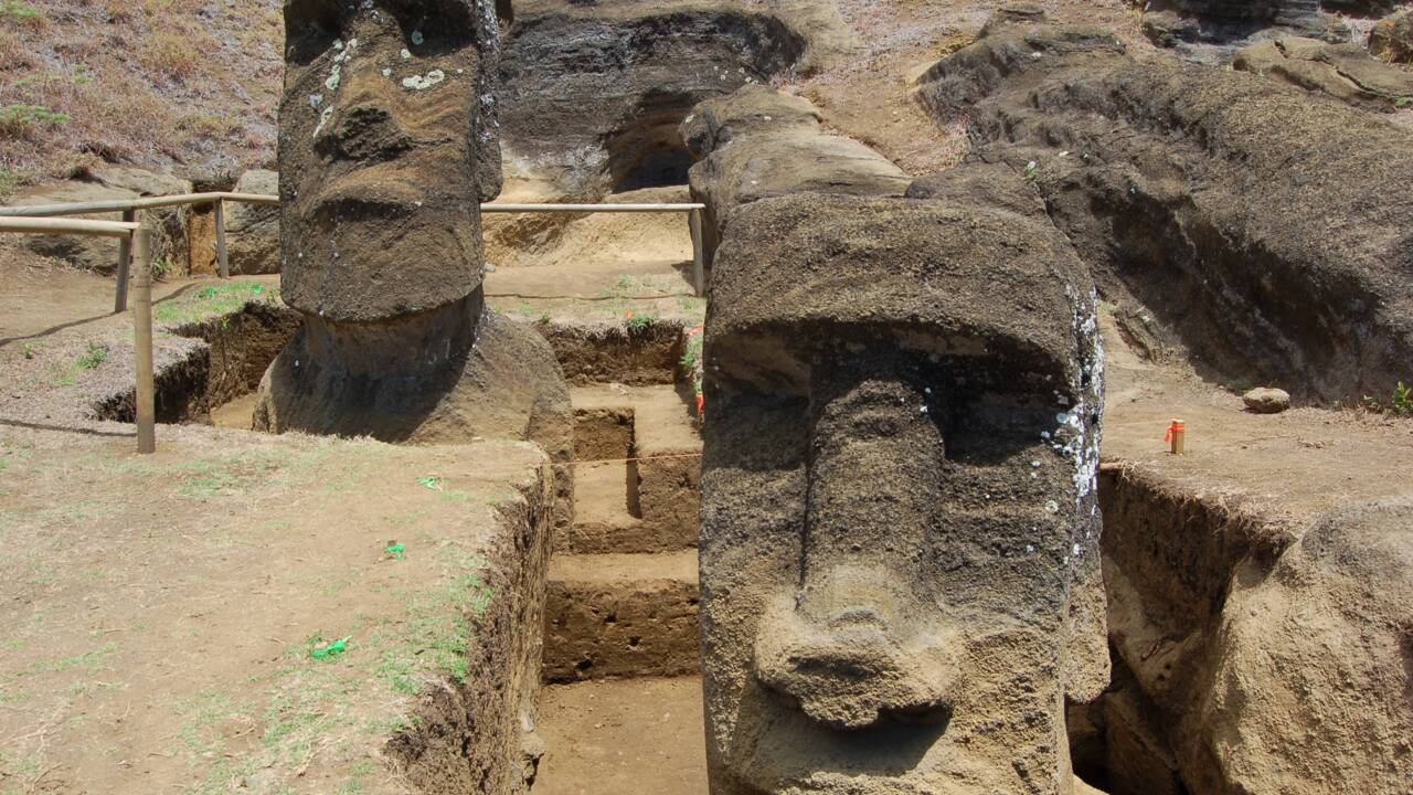 Les statues de l'île de Pâques ont-elles enfin révélé leur secret ?
