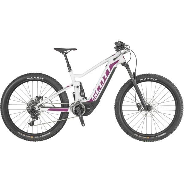 Vélo féminin : le Scott - Contessa Spark eRide 710