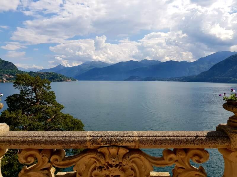Lac de Côme, Italie : les noces d'Anakin Skywalker et Padmé Amidala sur la planète Naboo (épisode II)