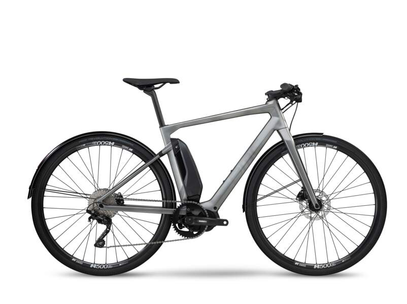Vélo souple : le BMC Alpenchallenge AMP City One