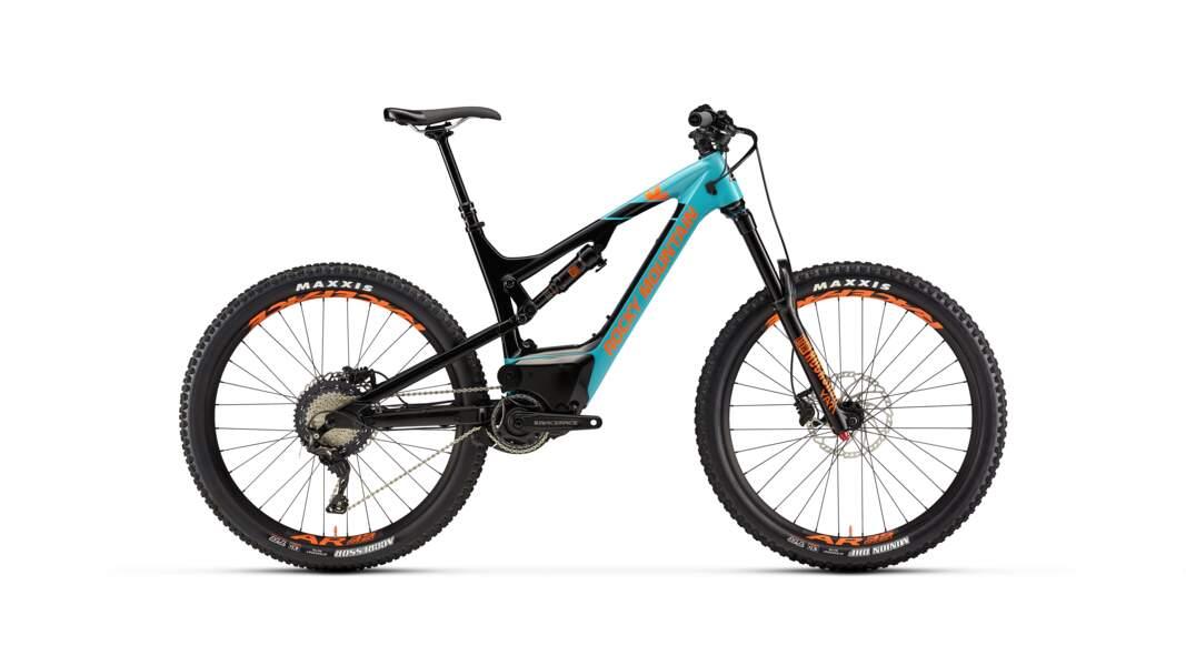 Vélo facile : le Rocky Mountain - Altitude Powerplay Carbon 50