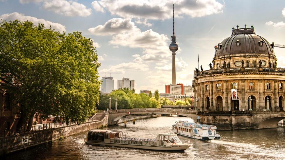 Berlin : 10 escales au fil de l'eau