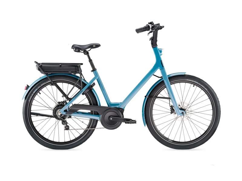 Vélo silencieux : le Moustache Bikes Lundi 26.1