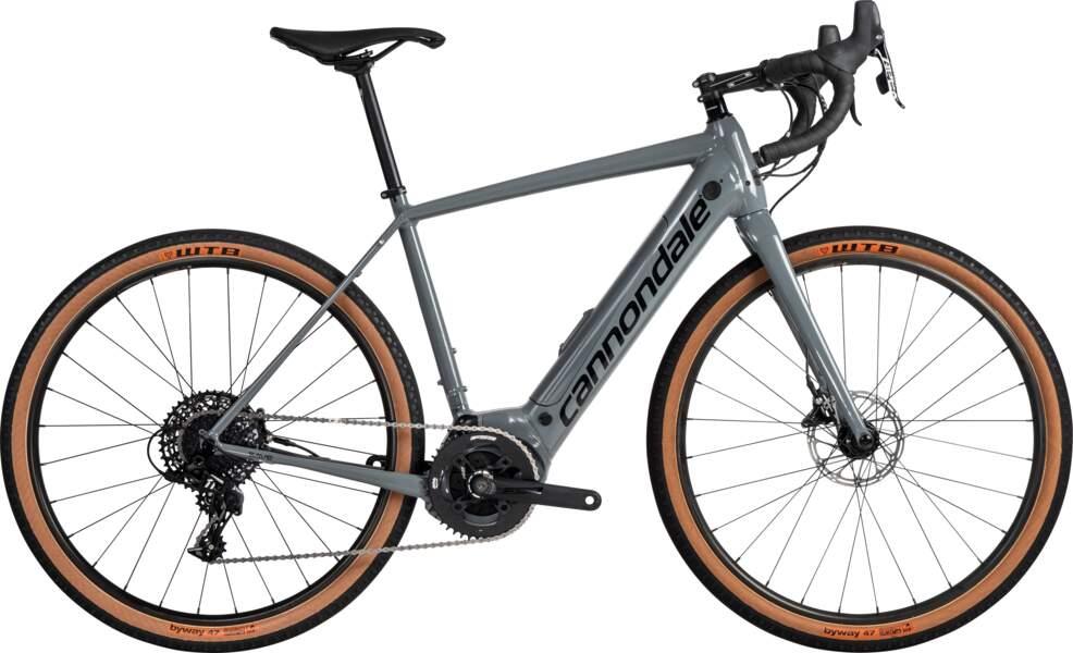 Vélo gravel polyvalent : le Cannondale Synapse NEO SE