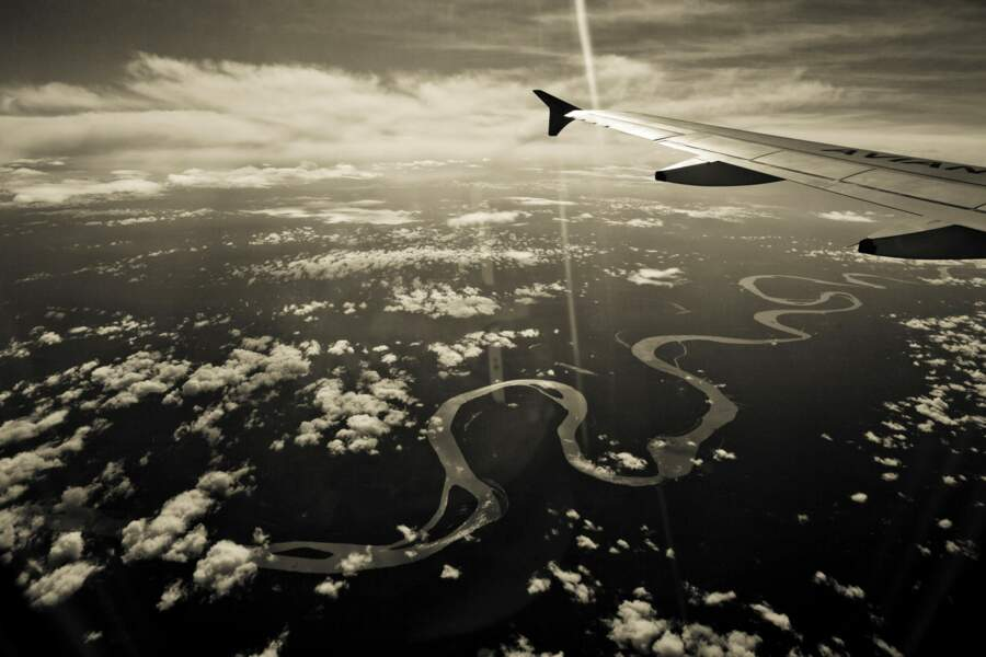 Le serpent de l'Amazone
