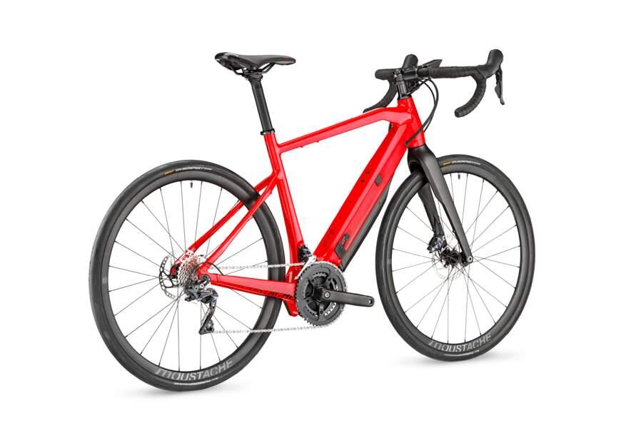 Vélo mixte : le Moustache Bikes - Dimanche 28.5