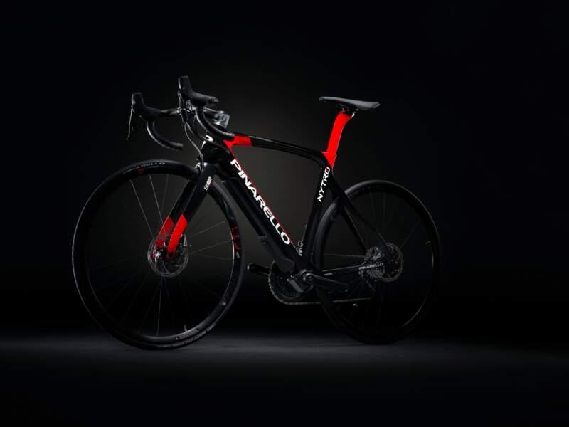 Vélo compétitif : le Pinarello Nytro