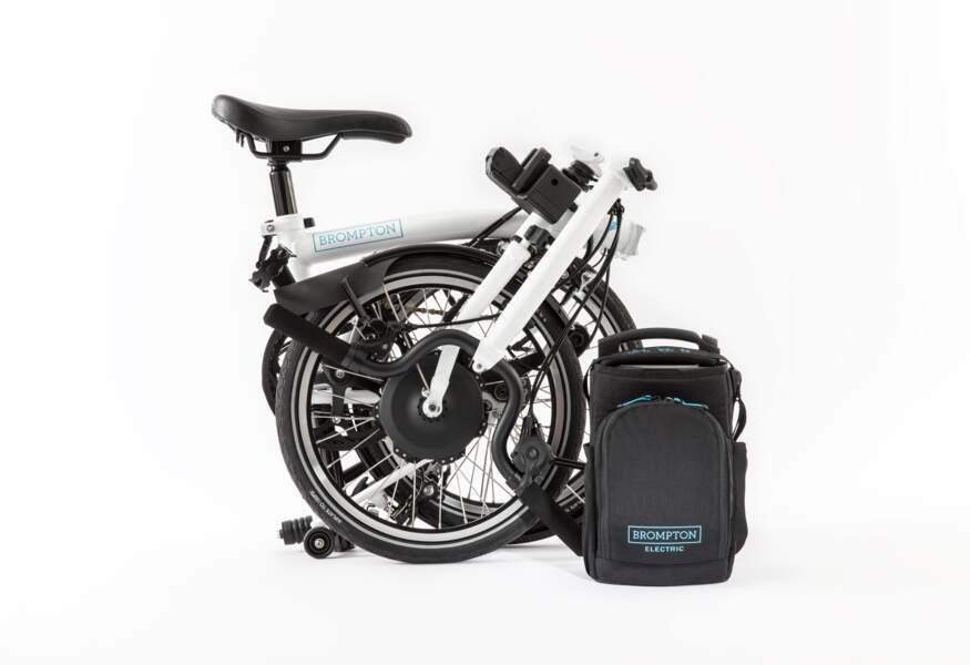 Vélo maniable : le Brompton Electric