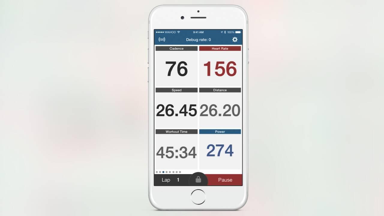 GPS, fréquence cardiaque... Quatre applis bien utiles à vélo