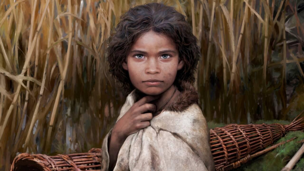 """Un """"chewing-gum"""" vieux de 5700 ans révèle le génome d'une chasseuse-cueilleuse"""