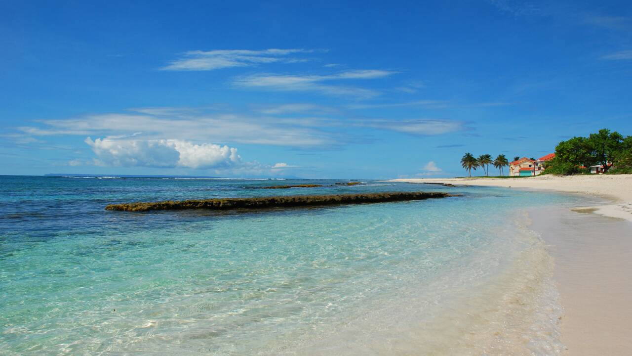 Quelles sont les plus belles plages de Guadeloupe ?