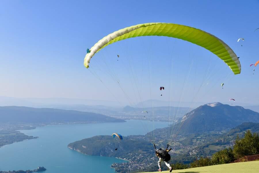 Lac d'Annecy, Haute-Savoie