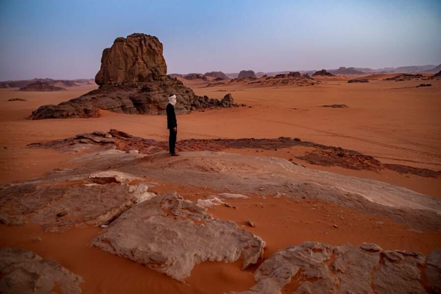 Prière du désert