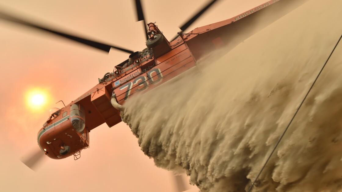 Australie : la chaleur record attise les incendies, état d'urgence dans le sud-est