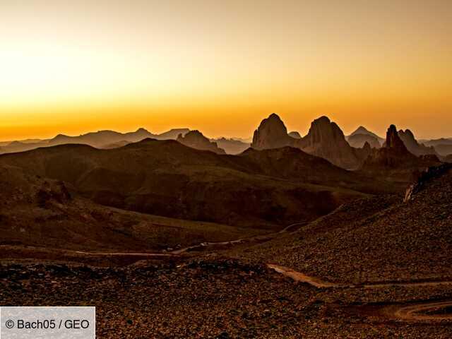 Algérie : six merveilles en pleine nature
