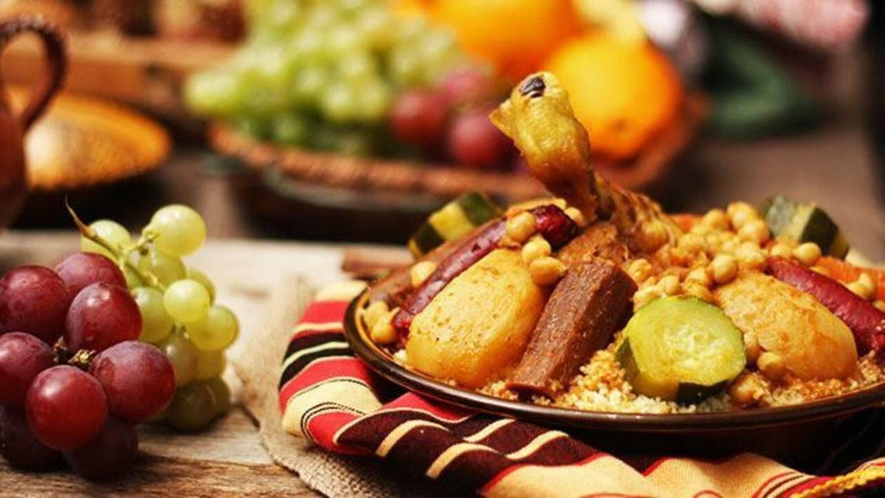 Galettes, couscous... Trois délices venus d'Algérie