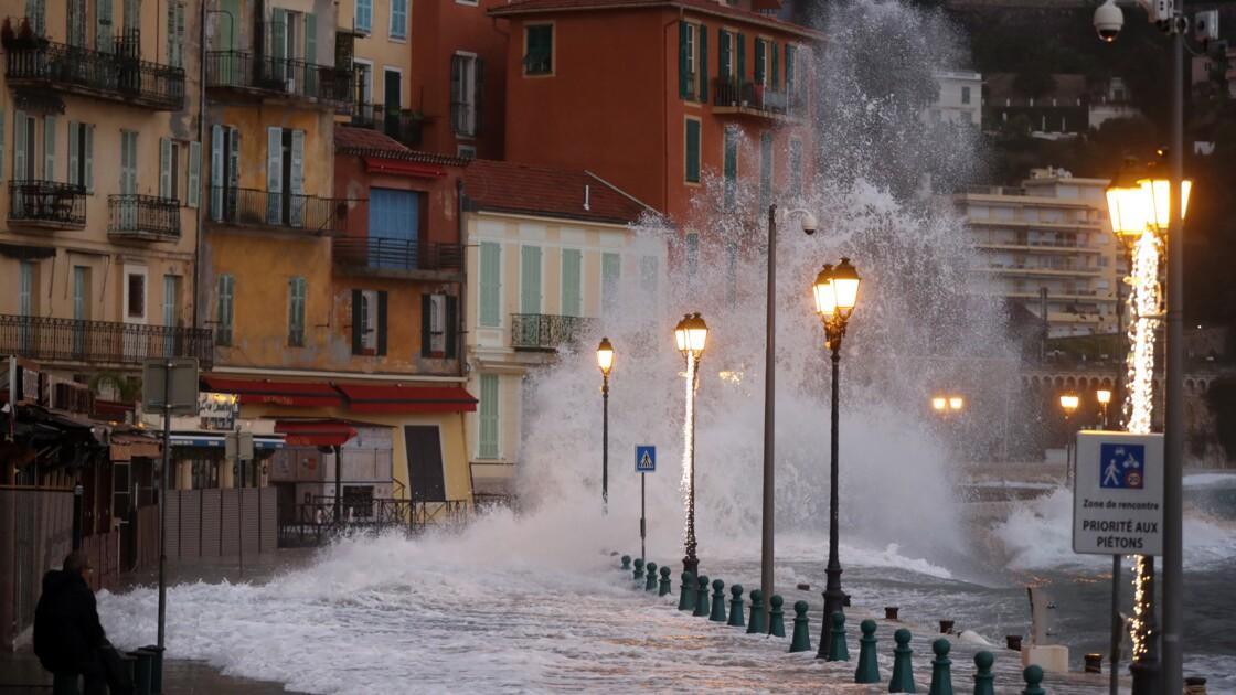 Intempéries: la Corse se prépare à un week-end de tempête