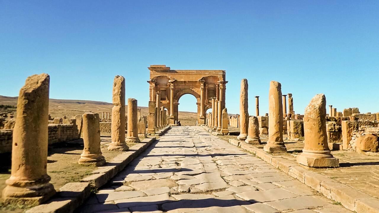 Trois joyaux antiques à découvrir en Algérie