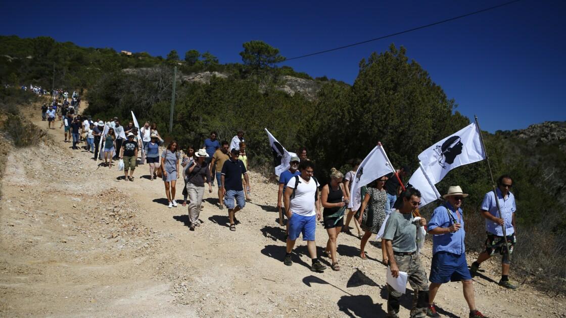 Corse : des villas de l'homme d'affaires Ferracci visées par un attentat