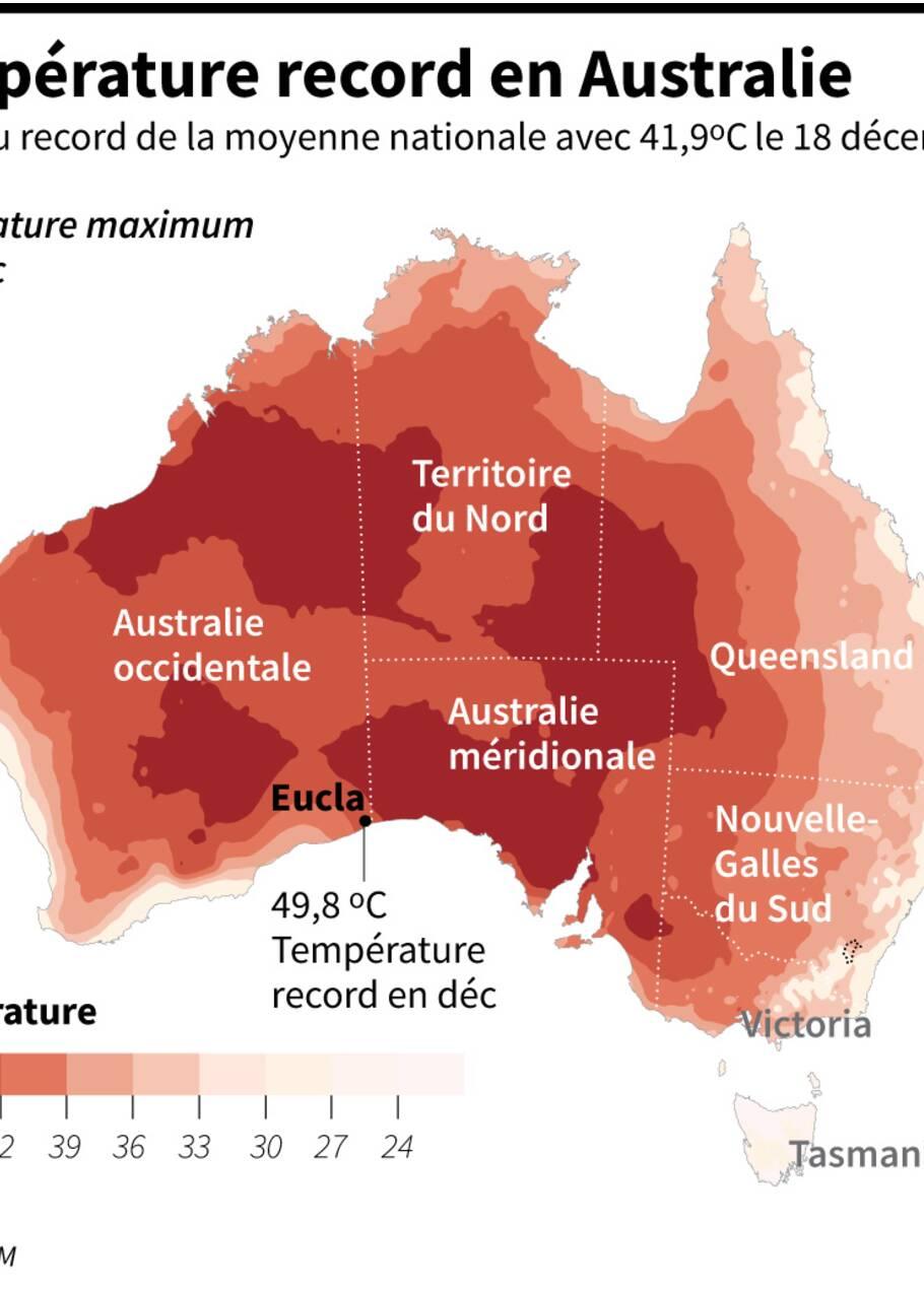 En Australie, la sécheresse plombe les comptes des agriculteurs